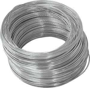 100' Galvanized Steel Wire (22 Gauge)