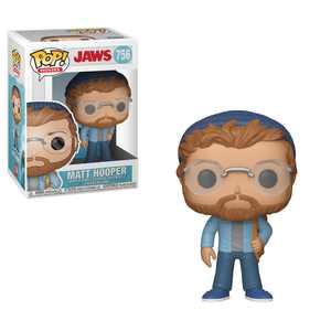 Funko POP! Movies Jaws: Matt Hooper, Vinyl Figure