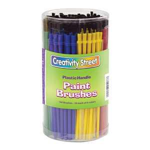 Economy Paint Brushes, 144/Canister