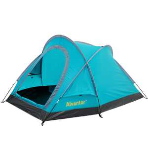 Alvantor Camping Tent Warrior Pro Family Tent 2 Person