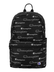 Champion Asher Backpack, Black/White