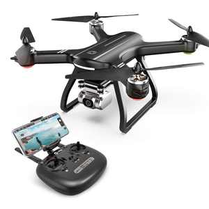 Holy Stone HS700D GPS Drone with 4K HD Camera and Video GPS Return Home, Follow Me, RC Quadcopter Adults Beginners Brushless Motor, 5G WiFi Transmission, Modular Battery, Advanced Selfie for beginners