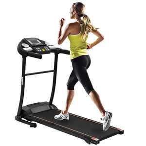 Merax  L510C 1.5HP 3 Manual Incline Folding Electric Treadmill Motorized Running Machine