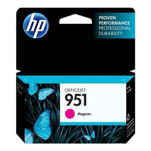 HP 951 Magenta Original Ink Cartridge (CN051AN)(Single Pack)