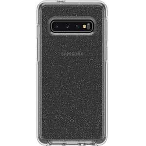 OtterBox Symmetry Series Case Clear for Galaxy S10, Stardust