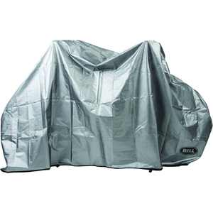 """Bell Velocover 500 Bicycle Storage Cover for bikes up to 29"""", Gray"""