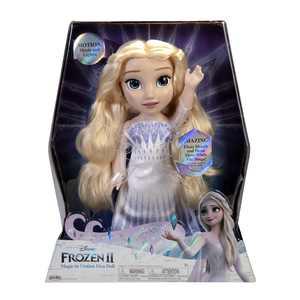 "Disney Frozen 2 Magic In Motion Queen Elsa Feature Doll sings ""Show Yourself"" from Frozen 2"