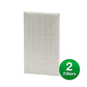 Replacement Air Purifier Filter for Honeywell HRF-R1 HPA-090 Type R Filter (2PK)