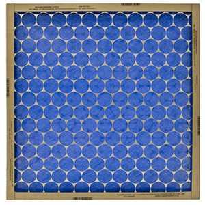 Flanders 10155.011616 16 x 16 x 1 in. EZ Flow Spun Fiberglass Disposable Furnace Filter - Pack Of 12