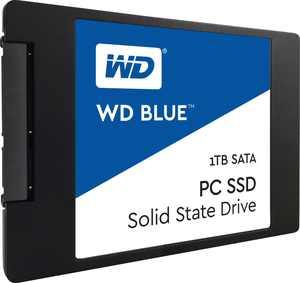 WD - Blue 1TB Internal SATA Solid State Drive