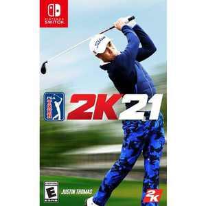PGA Tour 2K21, 2K, Nintendo Switch, 710425557064