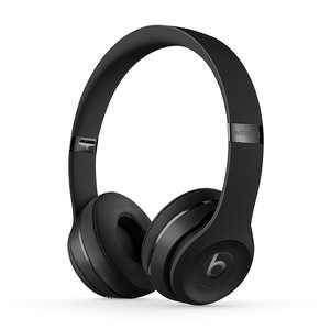 Beats by Dr. Dre Bluetooth Noise-Canceling Over-Ear Headphones, Black, MX432LL/A