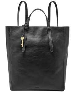 Camilla Convertible Large Leather Backpack