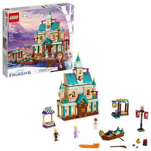 LEGO Disney Frozen II Arendelle Castle Village 41167 Toy Building Set in Multicolor