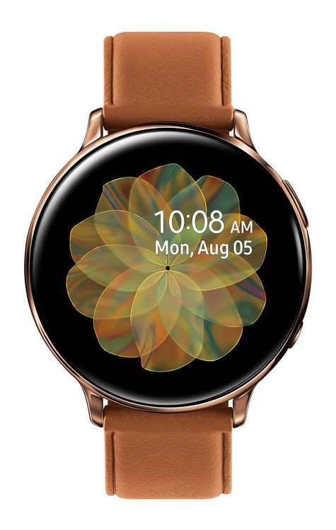 SAMSUNG Galaxy Watch Active 2 SS 44mm Gold LTE - SM-R825USDAXAR