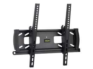 Tilting Wall Mount Bracket with Security Bracket for 32-55 inch TVs, Max 99 lbs., UL Certified