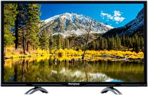 "Westinghouse - 24"" Class LED HD TV/DVD Combo"