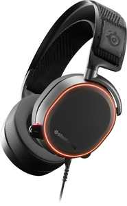 SteelSeries - Arctis Pro Wired DTS Headphone:X v2.0 Gaming Headset for PC, PlayStation 5 4 - Black