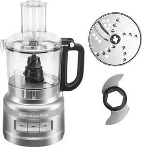 KitchenAid 7 Cup Food Processor - Contour Silver
