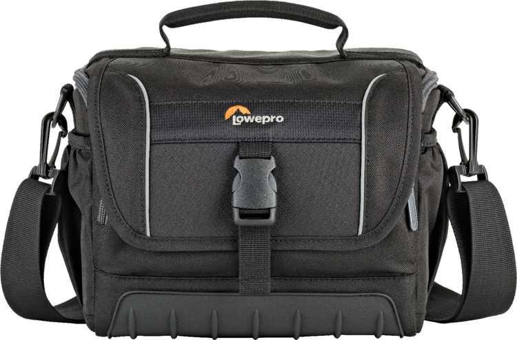 Lowepro - Adventura SH 160R II Camera Carrying Bag - Black