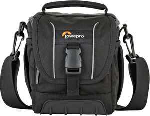 Lowepro - Adventura SH 120R II Camera Carrying Bag - Black