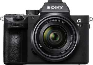 Sony - Alpha a7 III Mirrorless [Video] Camera with FE 28-70 mm F3.5-5.6 OSS Lens