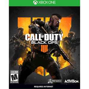 Call of Duty: Black Ops 4 Standard Edition - Xbox One