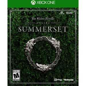 The Elder Scrolls Online: Summerset Standard Edition - Xbox One