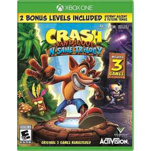 Crash Bandicoot N. Sane Trilogy Standard Edition - Xbox One