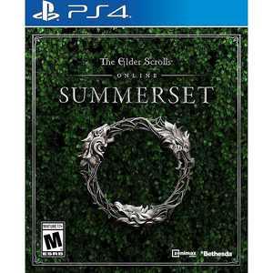 The Elder Scrolls Online: Summerset Standard Edition - PlayStation 4, PlayStation 5