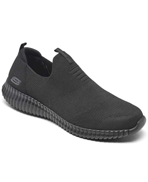 Men's Elite Flex Slip-On Casual Sneakers from Finish Line
