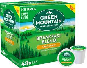 Green Mountain Coffee - Breakfast Blend K-Cup Pods (48-Pack)