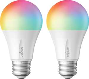 Sengled - A19 Smart LED Light Bulb (2-Pack) - Multicolor
