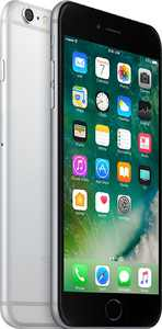AT&T Prepaid - Apple iPhone 6s Plus with 32GB Memory Prepaid Cell Phone - Space Gray