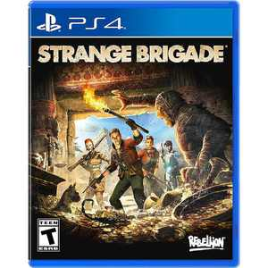 Strange Brigade - PlayStation 4, PlayStation 5
