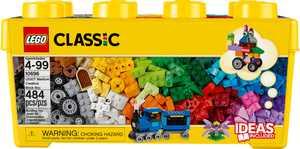 LEGO - Classic Medium Creative Brick Box Building Set 10696