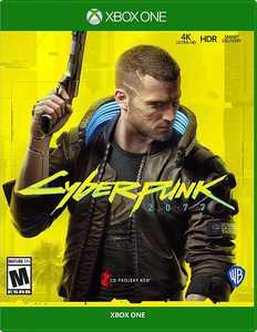 Cyberpunk 2077 Standard Edition - Xbox One, Xbox Series X