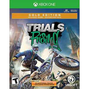 Trials Rising Gold Edition - Xbox One