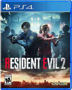 Resident Evil 2 Standard Edition - PlayStation 4, PlayStation 5