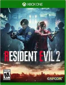Resident Evil 2 Standard Edition - Xbox One