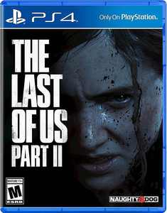 The Last of Us Part II Standard Edition - PlayStation 4, PlayStation 5