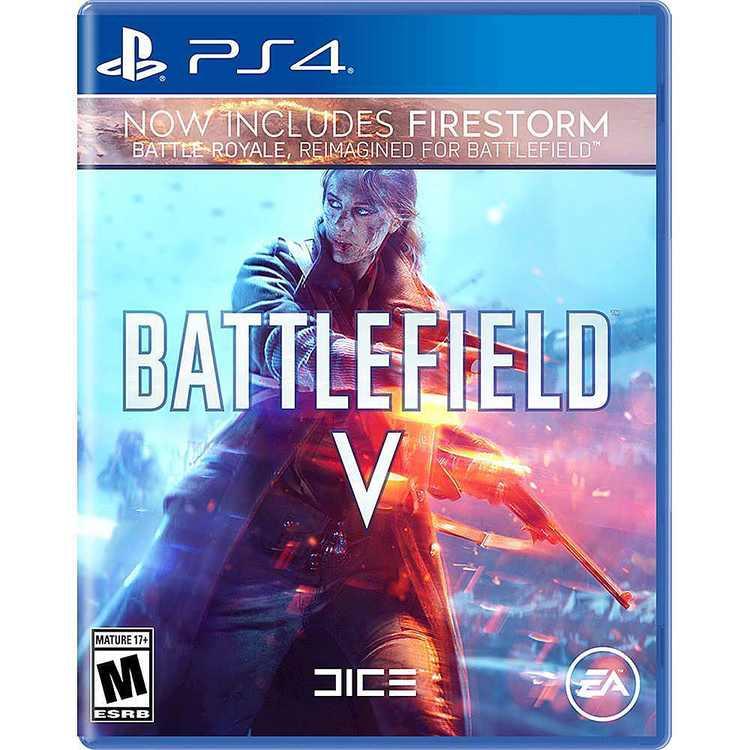 Battlefield V Standard Edition - PlayStation 4, PlayStation 5
