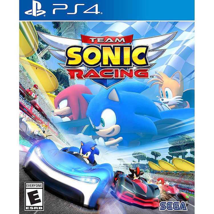 Team Sonic Racing - PlayStation 4, PlayStation 5
