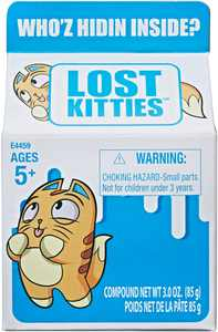 Hasbro - Lost Kitties figure - Blind Box