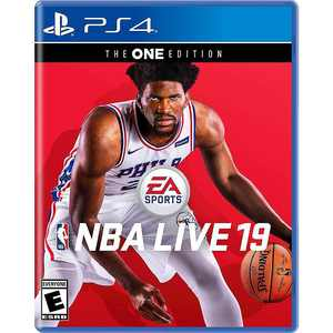 NBA LIVE 19 The One Edition - PlayStation 4, PlayStation 5