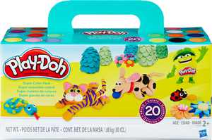 Play-Doh - Super Color Pack of 20 Cans