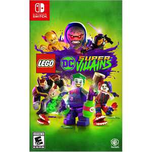 LEGO DC Super-Villains Standard Edition - Nintendo Switch