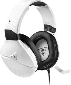 Turtle Beach - Recon 200 Amplified Gaming Headset for Xbox One & Xbox Series X|S, PlayStation 4, PlayStation 5 and Nintendo Switch - White