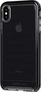 Tech21 - Evo Check Case for Apple iPhone XS Max - Black/Smokey