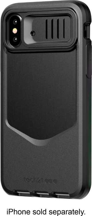 Tech21 - Evo Max Case for Apple iPhone X and XS - Black